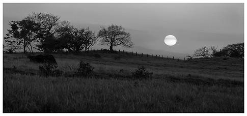 El Sol en las Sierras / The Sun on the Hills