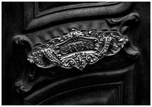 Antigua Manija de Puerta / Old Door Handle