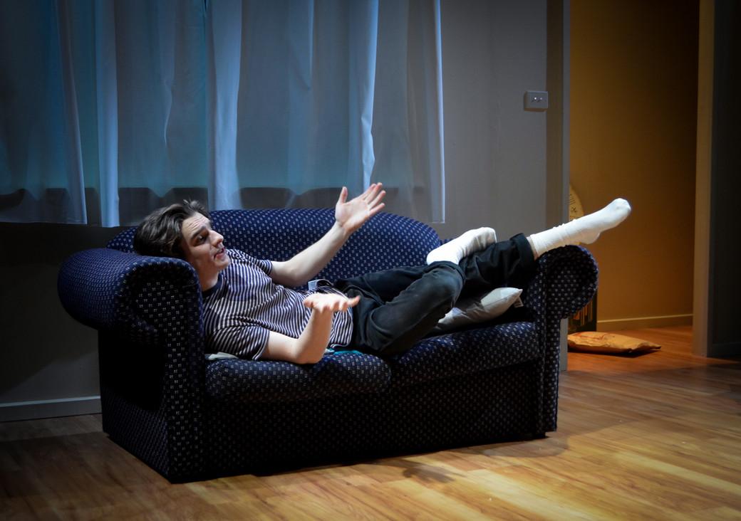 Ben Walter as Eliot
