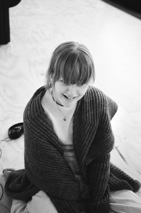 Markella Kavenagh in Rehearsal