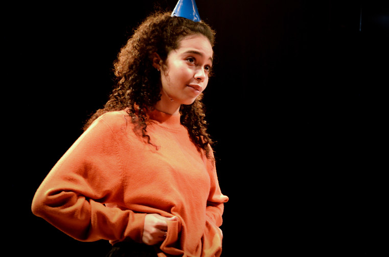 Lucy Ansell as Cassie