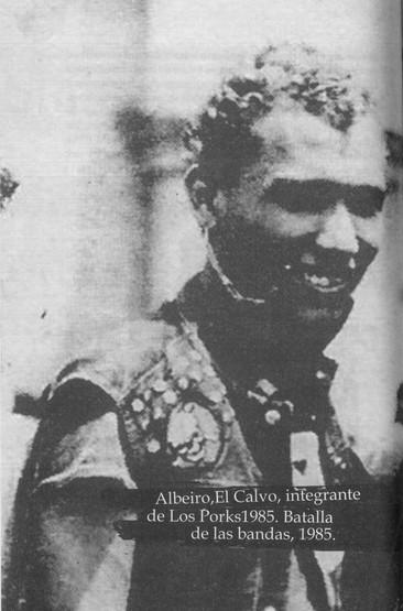 Albeiro, El Calvo