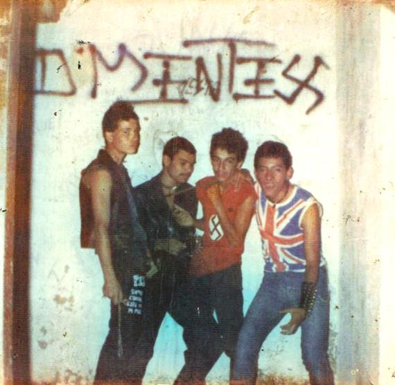 GALLADA DEMENTES 1985