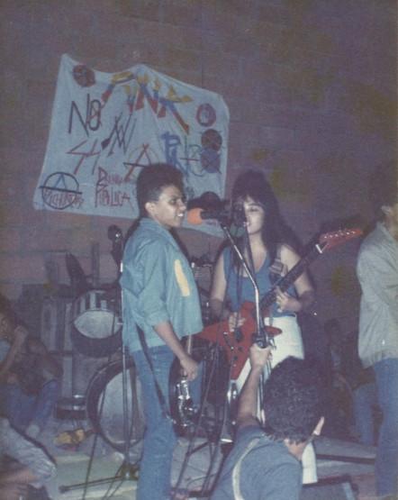 SS. Ultimátum en 1986
