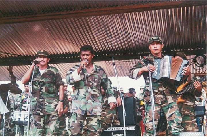 Los Compañeros (FARC).