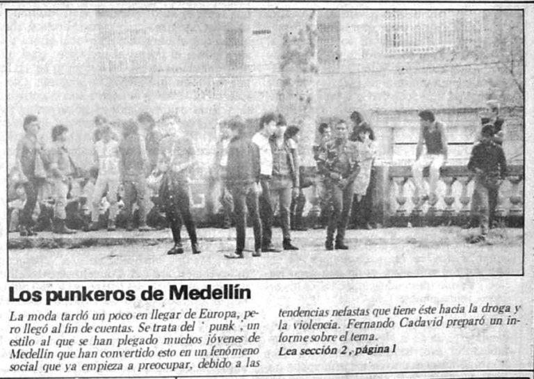 Publicado en el periodico El Mundo de Medellín