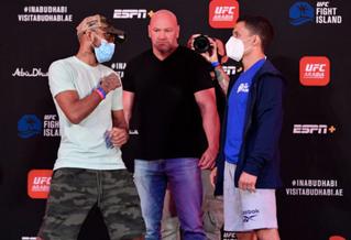 UFC Fight Night: Figueiredo vs Benavidez 2 Predictions