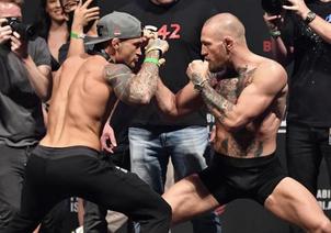 The Return of Mystic Mac, UFC 257 Predicitons