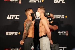 UFC on ESPN: Hooker vs Poirier Predictions