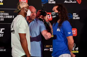 Journey To Fight Island, UFC 251 Predictions