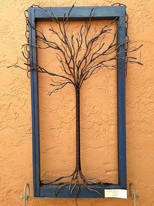 Small Blue Dreaming Tree
