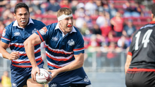Larsen Re-Signs With New England