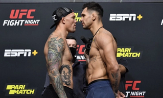 UFC Fight Night: Smith vs Rakic Predictions