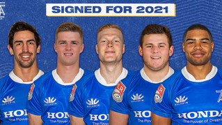 Arrows Re-Sign 5 Players