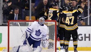 Leafs Still Can't Shake Bruins