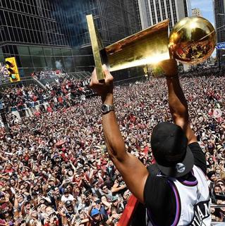 Raptors Are NBA Champions!