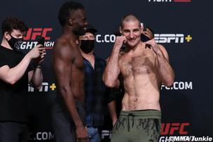 UFC Vegas 33: Hall vs Strickland Predictions