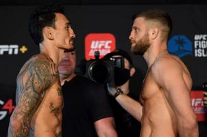 UFC Fight Island 7: Holloway vs. Kattar Predictions