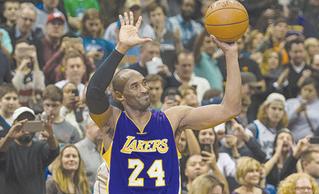 Kobe Bryant Passes at Age 41