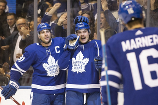 2021 TORONTO MAPLE LEAFS: TIME TO CASH IN