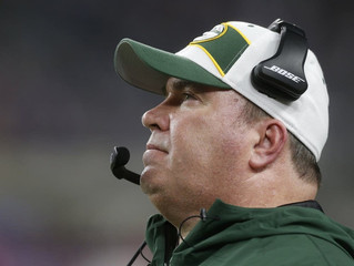 Packers Fire Mike McCarthy