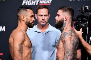 UFC Vegas 27: Font vs Garbrandt Predictions