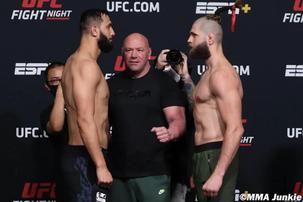 UFC Vegas 25: Prochazka vs Reyes Predictions