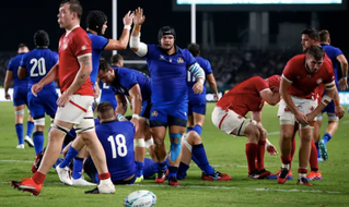 Canada Falls to Italy in RWC Opener