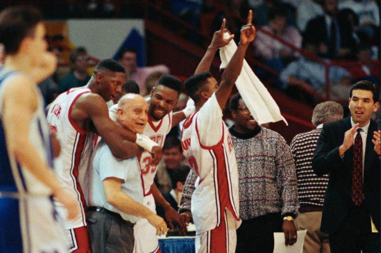 UNLV trounced Duke by 30 points in the 1990 title game