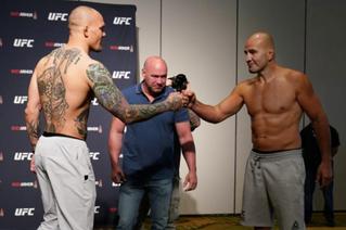 UFC Jacksonville: Smith vs Teixeira Predictions