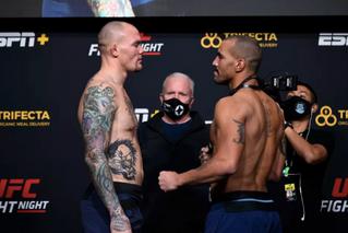 UFC Vegas 15: Smith vs Clark Predictions