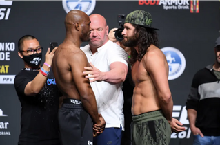 A Time For Violence, UFC 261 Predictions