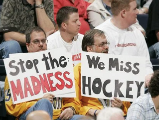 SC Remembers: The 2004-05 NHL Lockout