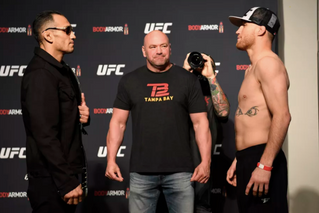 From Covid with Love, UFC 249 Predictions