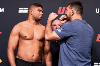 UFC Fight Night: Overeem vs Sakai