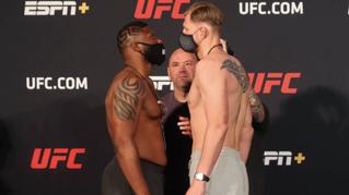 UFC Fight Night: Blaydes vs Volkov Predictions