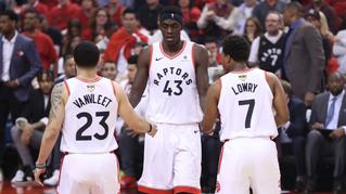 Raps Are Still Among the NBA's Elite