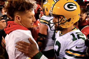The MVP Debate: Mahomes or Rodgers?
