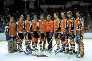 Top 10 Greatest Teams to Not Win The Stanley Cup: 5-1