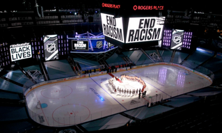 NBA Sets Pace As NHL Trails Behind