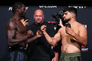 UFC Vegas 34: Cannonier vs Gastelum Predictions