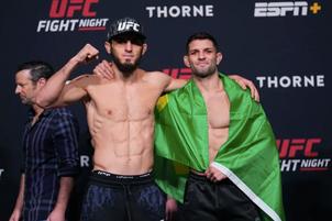 UFC Vegas 31: Makhachev vs Moises Predictions
