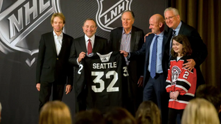 The NHL Expands to Seattle