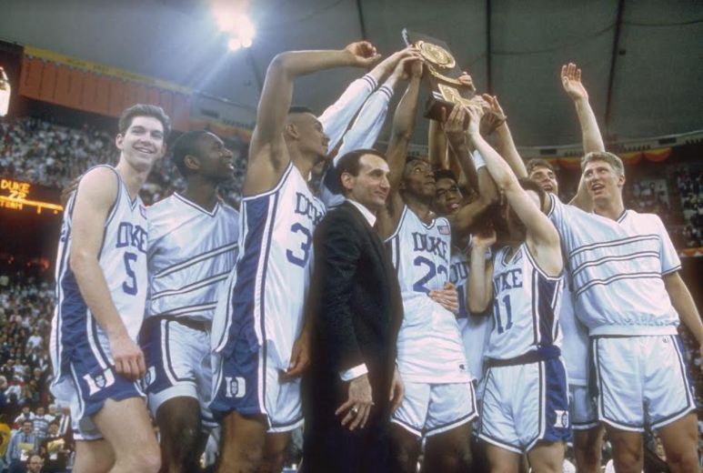 Duke won the 1991 NCAA Tournament after defeating Kansas in the championship game.