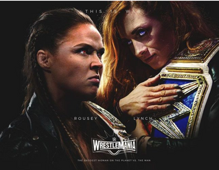 Women's Title Should Be Wrestlemania Main Event