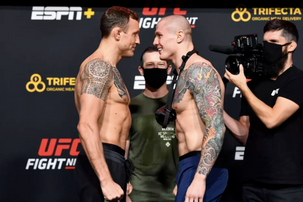 UFC Vegas 16: Hermansson vs Vettori Predictions