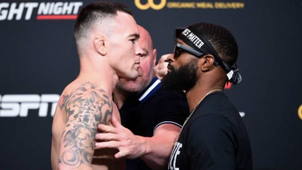 UFC Fight Night: Covington vs Woodley Predictions