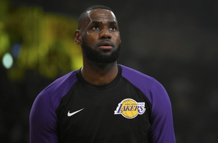 LeBron James Morally Challenged On Hong Kong Controversy