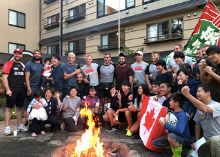 Rugby Canada Helps With Hagibis Relief