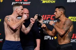 UFC Vegas 14: Felder vs Dos Anjos Predictions